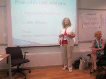 Proposal AGM 2014