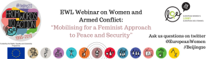 EWL Webinar - Women and Armed Conflict (2)